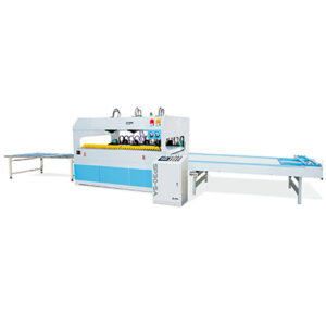 High Frequency Edge Gluing Press